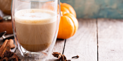 Fall Recipe: Healthy Pumpkin Spice Latte