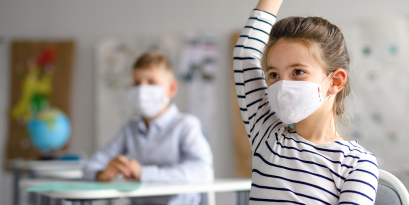 Teaching Your Kid to Avoid COVID-19 in the Classroom
