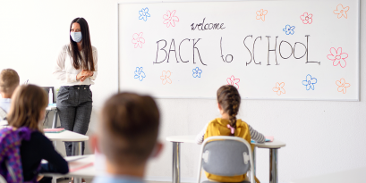 How to Prevent COVID-19 as Teachers Return to the Classroom